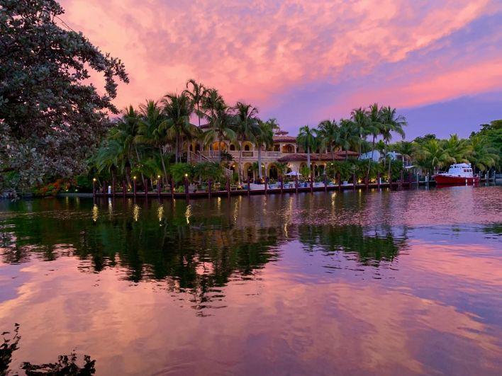 Quartier de Rio Vista à Fort Lauderdale