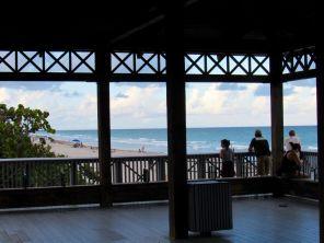 Plage de South Beach Park à Boca Raton en Floride