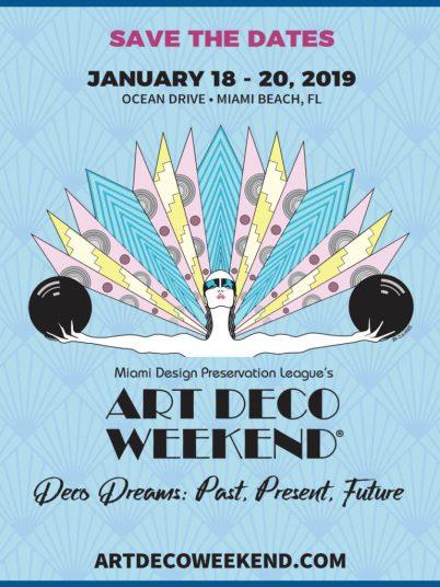 Art deco Weekend à Miami Beach
