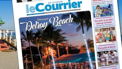 Photo of Le Courrier de Floride de Janvier 2019 est sorti !
