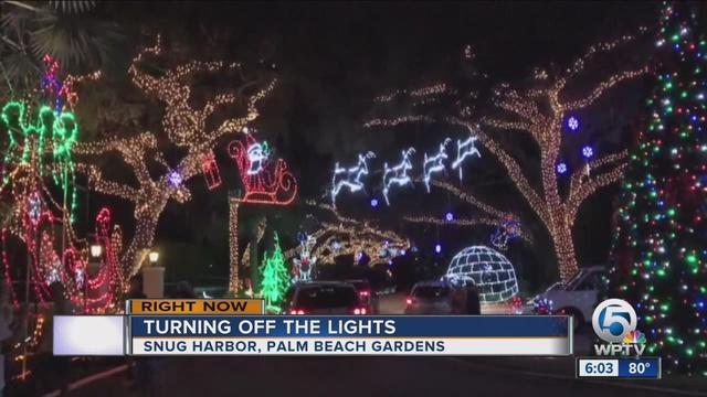 Snug Harbor sur Prosperity Farms Road à Palm Beach Gardens