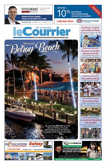 Le Courrier de Floride de janvier 2019