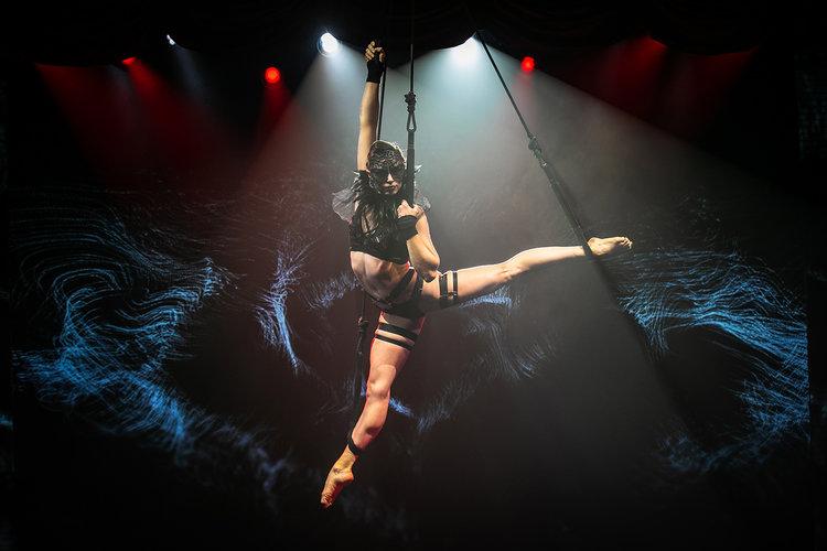 Spectacle au Faena Theater de Miami Beach