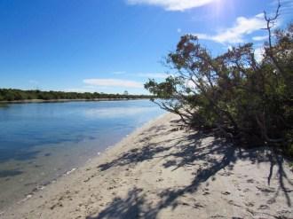 Stump Pass State Park, à Englewood en Floride