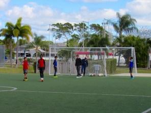Académie de football au Club Med Sandpiper Bay à Port St Lucie en Floride