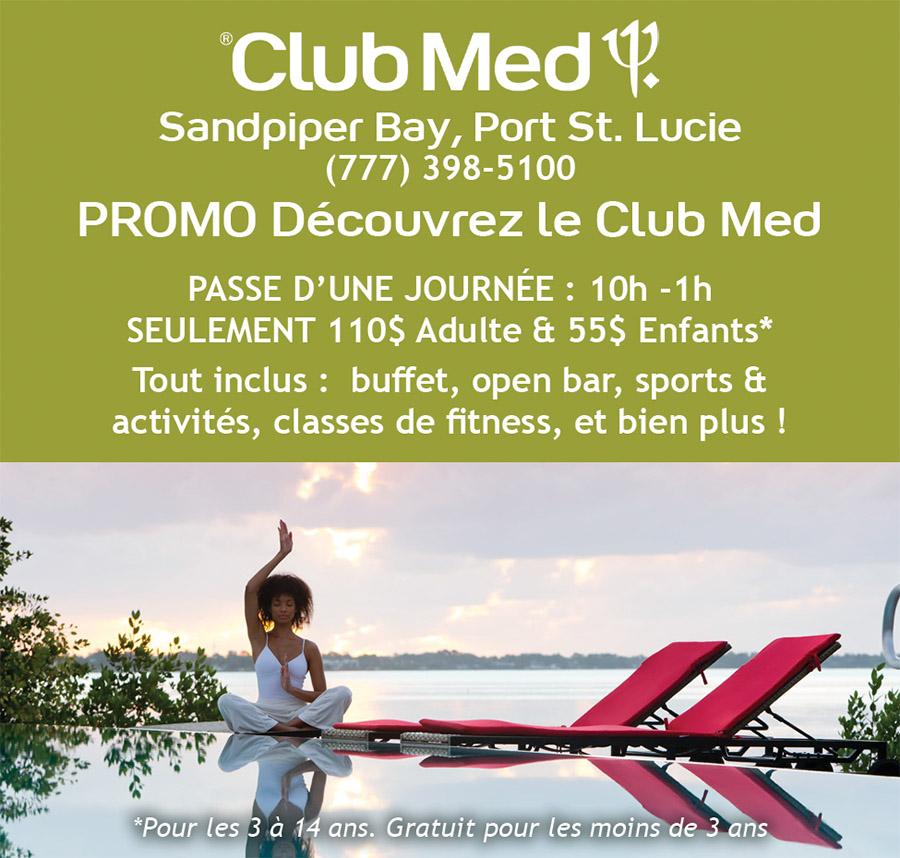 Club Med Sandpiper BayPort St Lucie