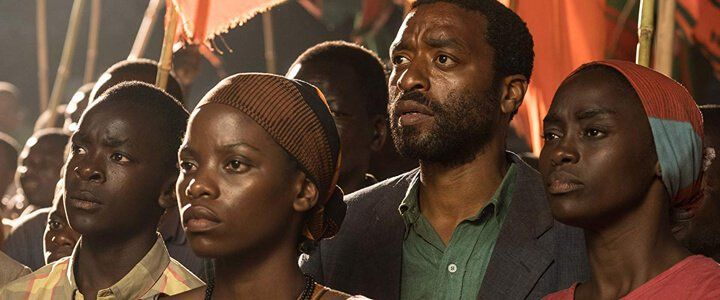 The Boy Who Harnessed the Wind (film Netflix)
