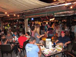 Le tiki bar de Clewiston en Floride