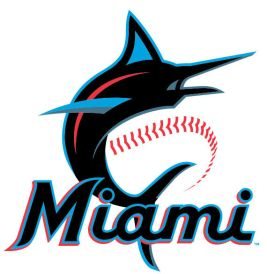 Logo des Miami Marlins