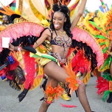 Orlando Carnival Downtown