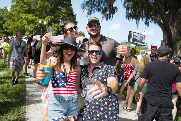 Orlando : Beer'Merica Craft Beer Festival