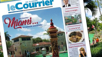 Photo of Le Courrier de Floride de Juin 2019 est sorti !