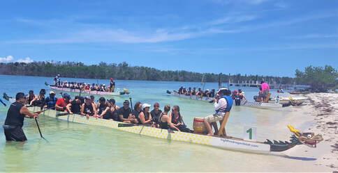 Battle in the Bay Dragon Boat Festival