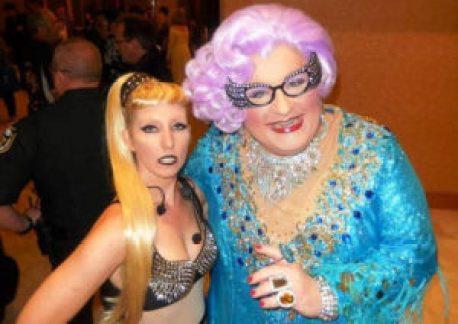 Sunburst Convention of Celebrity Impersonators à Orlando
