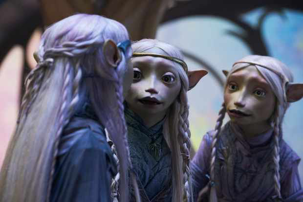 Série The Dark Crystal: Age of Resistance (Saison 1) sur Netflix