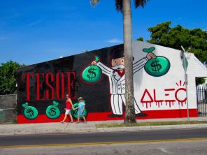 Quartier de Wynwood, l'art district de Miami