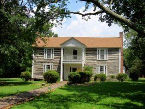 Davies Manor Plantation à Memphis Tennessee.