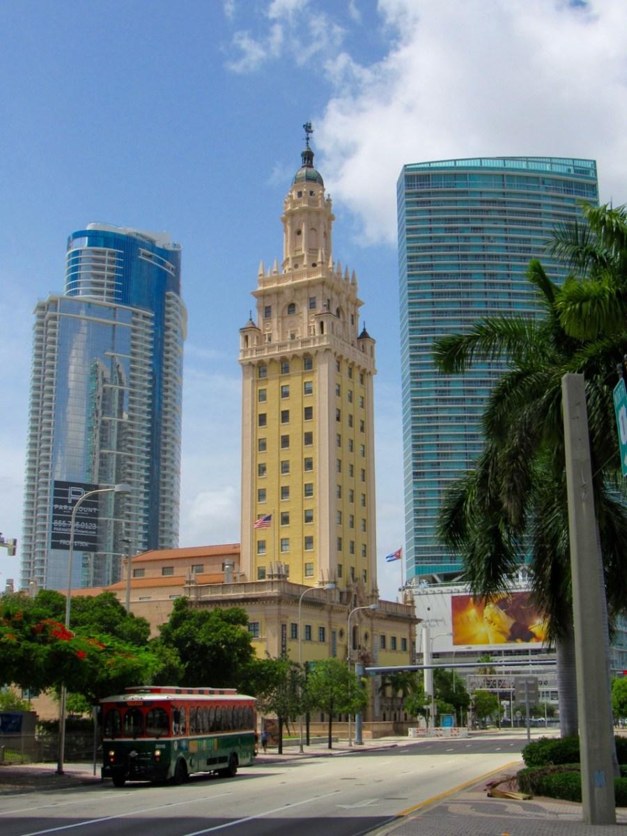 Freedom Tower de Miami