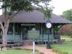 Village confédéré d'Andersonville, en Géorgie