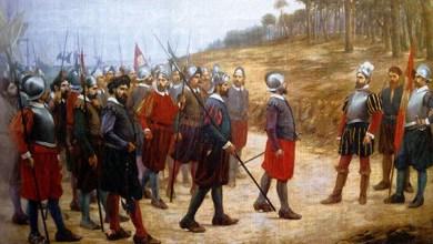 Photo of Conseil de Guerre (suite de notre roman historique «Terre d'Espérance» sur l'arrivée des Français en Floride)