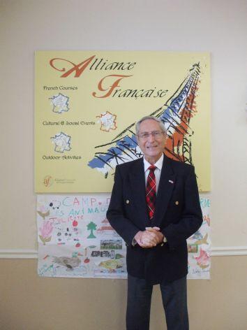 Bernard Loddé, président exécutif (Crédit photo : AFGO)