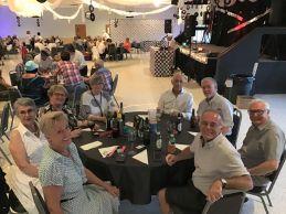 Rencontres entre membres Club (Crédit photo : CCFA)