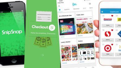Photo of Les apps pour les coupons de supermarchés aux Etats-Unis : économies, rabais, aubaines, réductions… faites vos courses, magasinage et shopping avec intelligence aux USA !