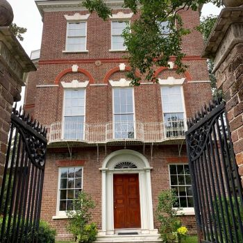 Nathaniel Russell House à Charleston