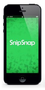 L'app SnipSnap