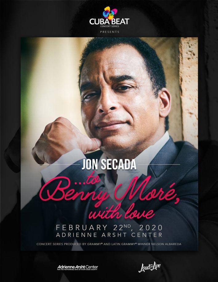 Concert de Jon Secada