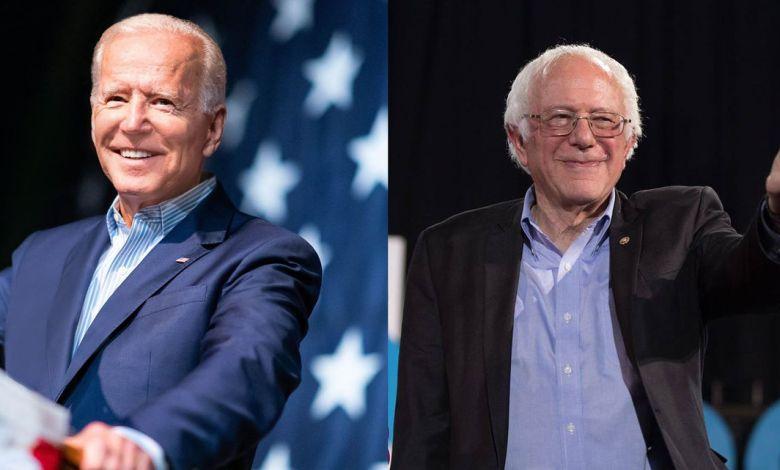Les Primaires débutent dans 10 jours : Joe Biden est stable, et Bernie Sanders à la hausse