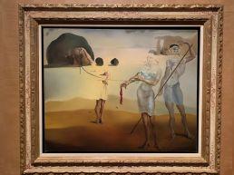 """""""Plage enchantée avec trois graces fluides"""" au Salvador Dali Museum de St Petersburg"""