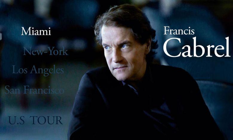 Francis Cabrel en concert à Miami