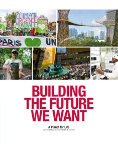 Building the future we want - cover