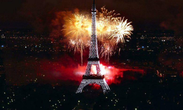 Bastille Day 2013
