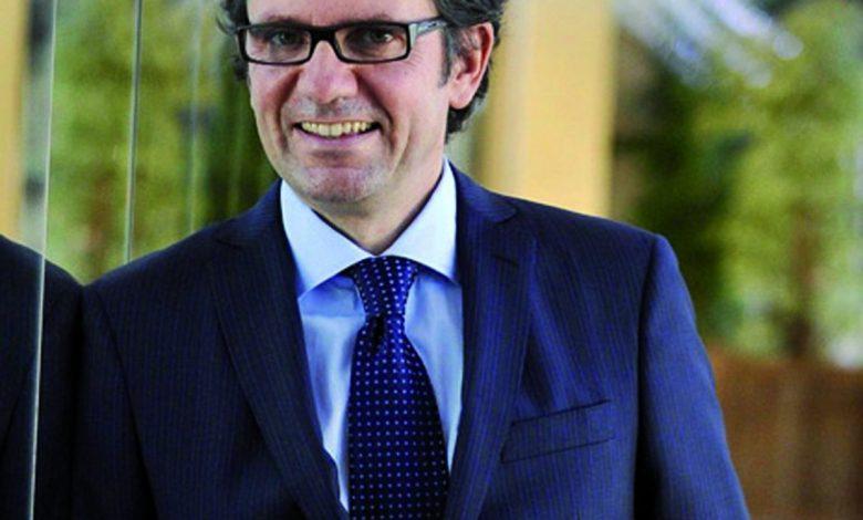 Frédéric Lefebvre au ministère Paris