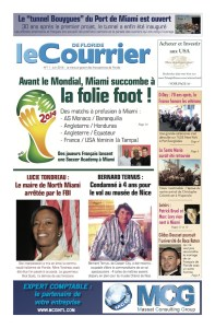 le courrier de Floride n°11 juin 2014