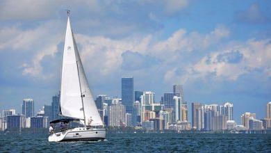Skyline de Miami Downtown