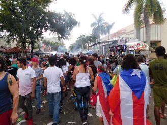Calle Ocho Music Festival à Little Havana / Miami