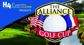 the Alliance golf cup