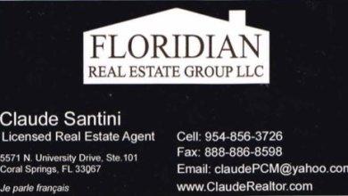 Photo of Votre immobilier en Floride