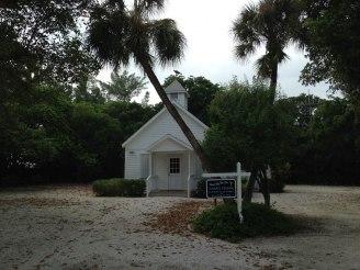 Eglise de Captiva Island - Floride