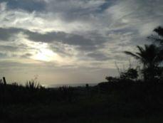Coucher de soleil sur la plage de Captiva Island - Floride