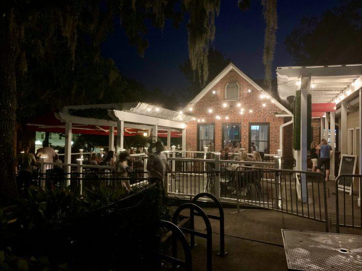 Un restaurant à Tallahassee