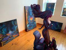 Atelier Marcos Conde à BACA : la Bailey Contemporary Arts