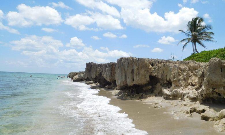 Bathtub Beach, Stuart, Floride, plongée