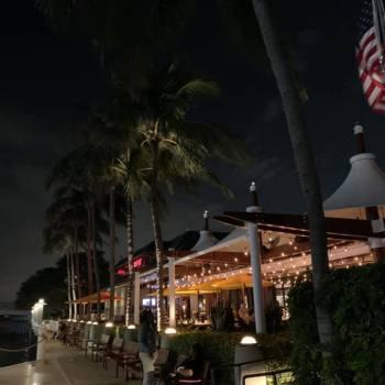 Restaurants au bord de l'Intracoastal à Pompano Beach