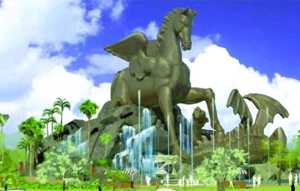 (Copyright : Image de synthèse : Gulf Stream Casino)