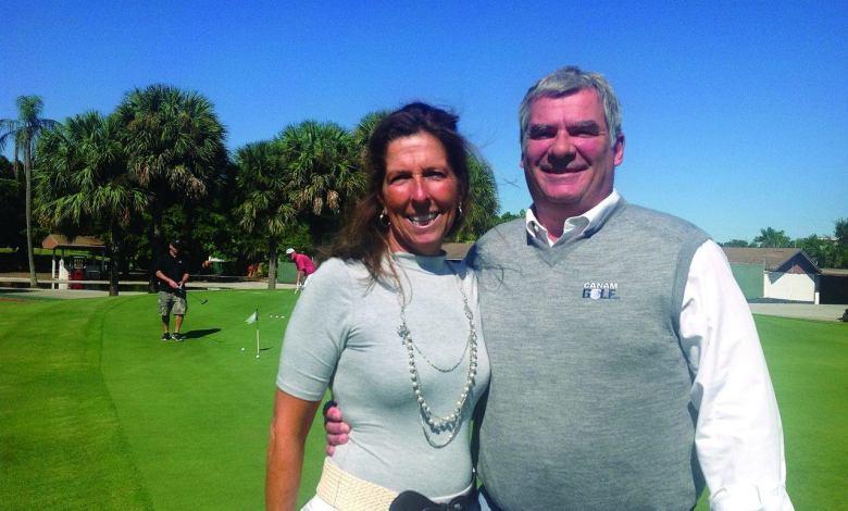 Canam facilite vôtre accès au golf en Floride