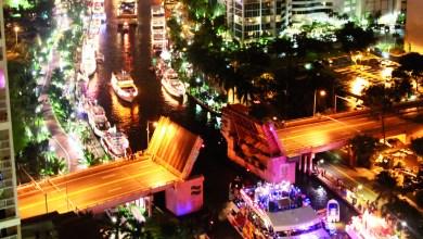 Photo de Boat Parade de Fort Lauderdale : plus d'un million de spectateurs attendus !